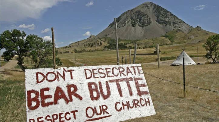 Still fighting to protect Bear Butte