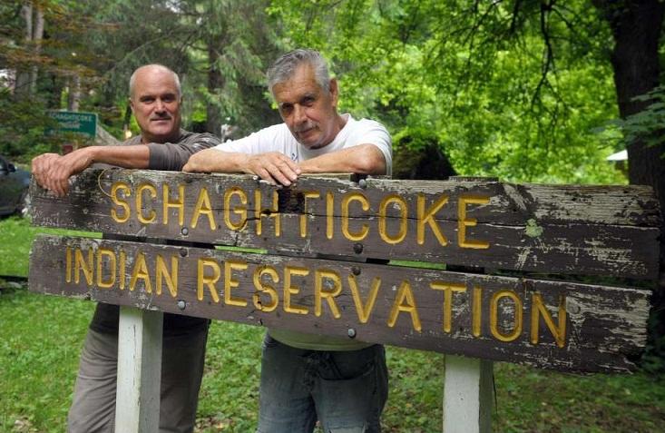 Schaghticoke Reservation