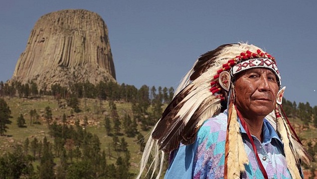 American Indian Sacred Places