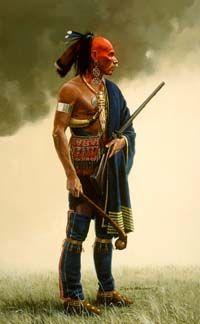 Cherokee warrior Junaluska