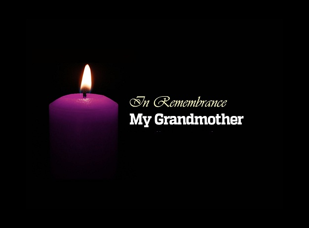 Honoring the Memory of My grandmother
