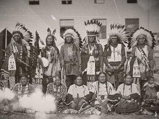 Rosebud Sioux Tribe in South Dakota