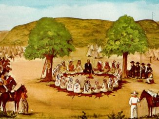 The Republic of Texas and the Comanche Indians