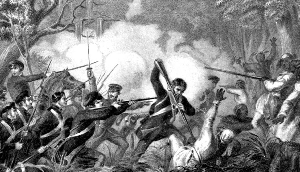 The First Seminole Indian War