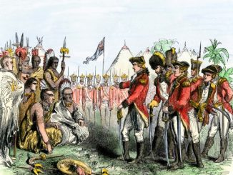 The Revolutionary War and American Indians