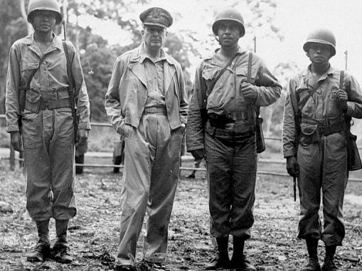 World War II & American Indians