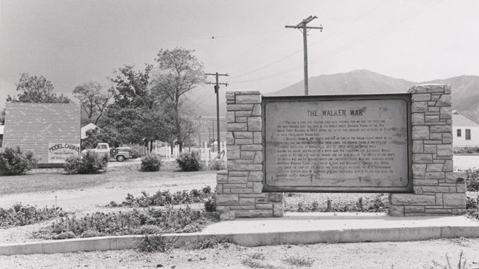Utah's Walker War