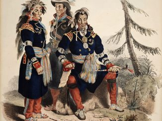 The Huron Confederacy (Wyandot)