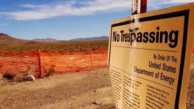 A Western Shoshone Perspective on Yucca Mountain