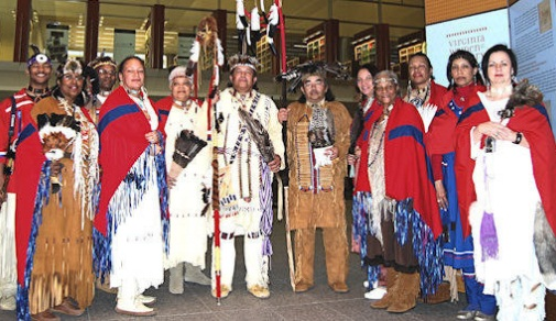 Pass H.R.1385 To Recognize 6 Virginia Tribes
