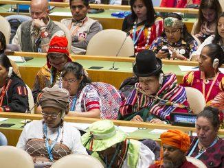 UN Forum on Indigenous Issues Visits NJ