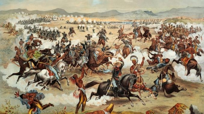 The Cayuse Indian War