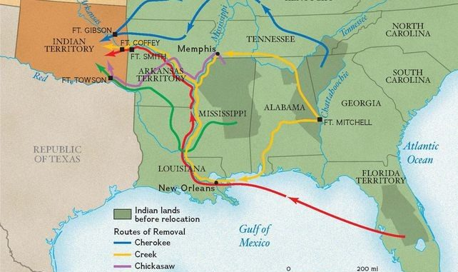 The Indian Removal Act