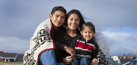 Hope for needy Native American families