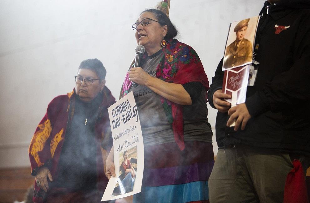 Lakota Elders Organize Takeover of Elderly Meals Center