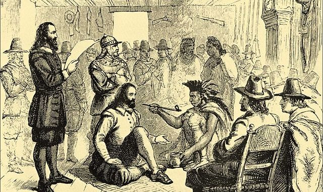 The 17th Century Wampanoag
