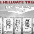 The 1855 Hell Gate Treaty