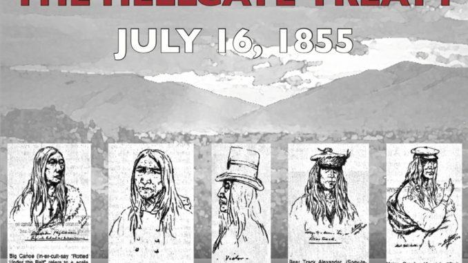 The 1855 Hell Gate Treaty