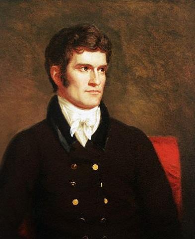 the Secretary of War, John C. Calhoun