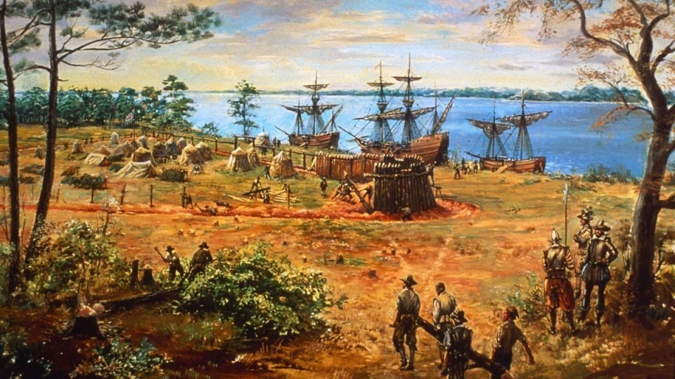 Jamestown and the Indians: the First Decade
