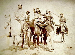 Crow Tribes