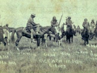 The Kickapoo and the War Against Texas
