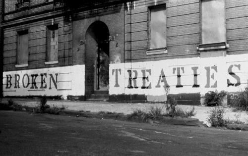 Breaking Treaties