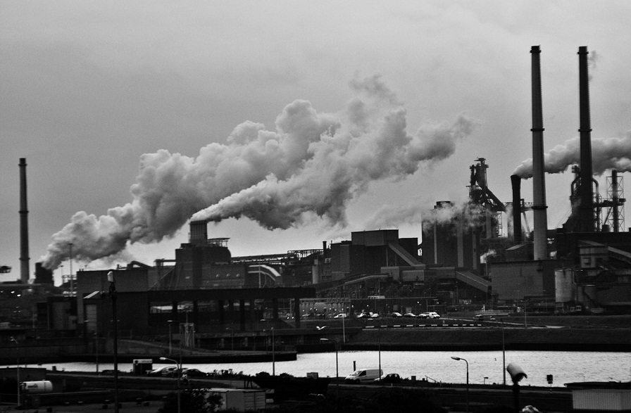polluting factories