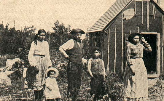 The Mi'kmaq and French Missionaries