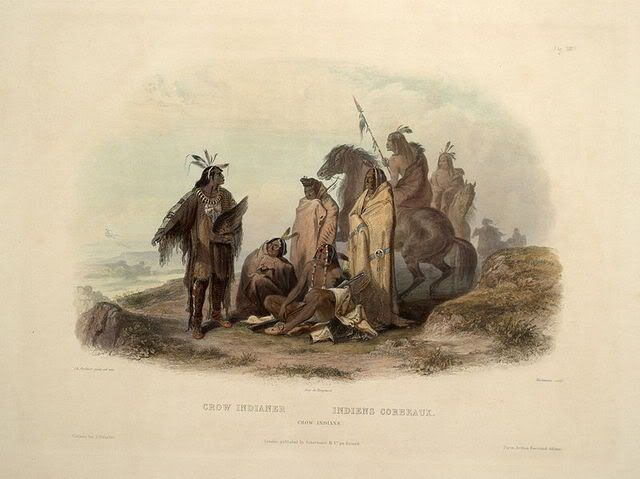 The Indians and the English in 1712