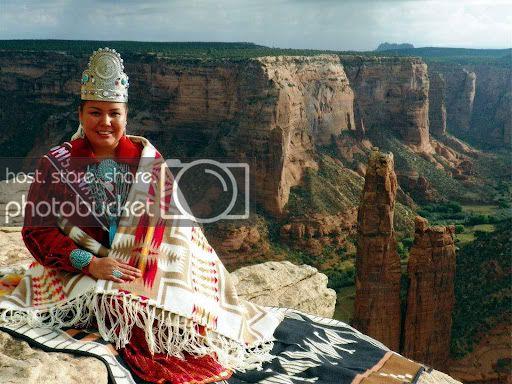 Miss Navajo Nation