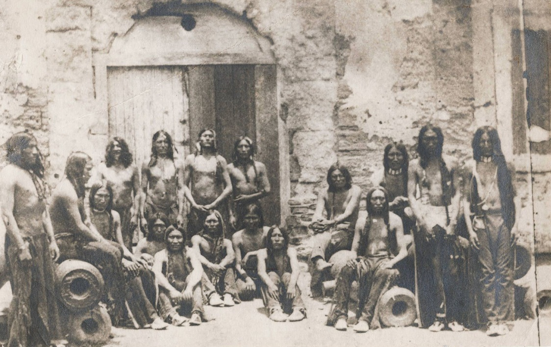 Native American prisoners