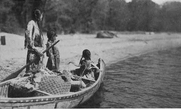 Ojibwa Migrations
