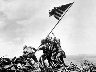 World War II, the United States