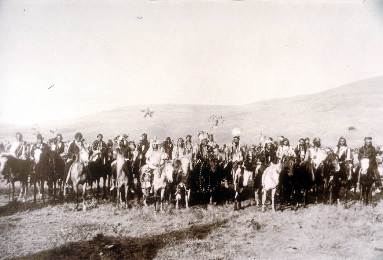 Nez Perce bands