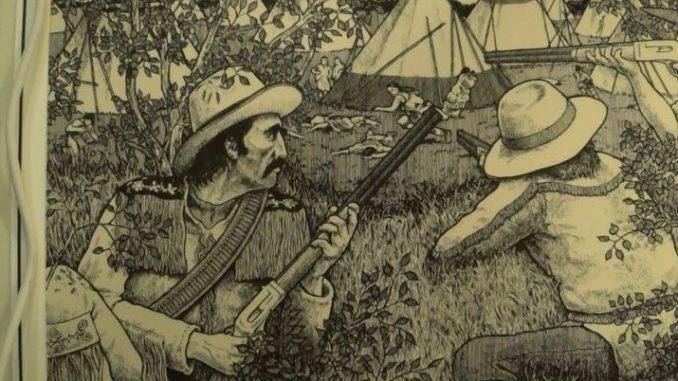 The Cypress Hills Massacre