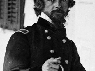 Washington Territorial Governor Isaac I. Stevens
