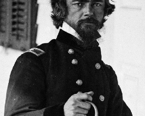 Washington Territorial Governor Isaac I. Stevens