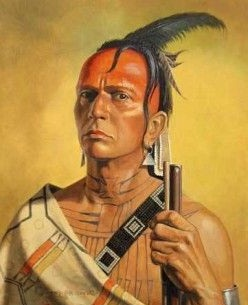Doublehead, A Cherokee Traitor
