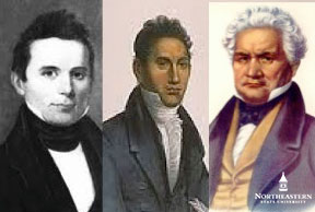 A few Cherokee leaders