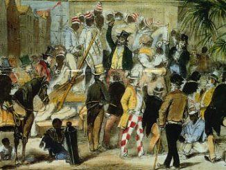 Carolina Indians in 1700
