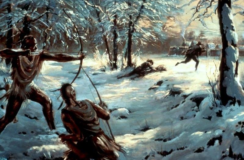 The First Anglo-Powhatan War