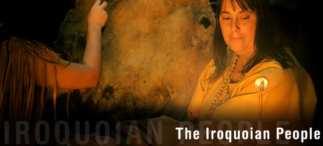 The Iroquoian Language Family