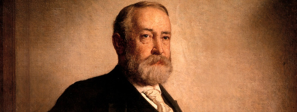 President Benjamin Harrison and Indian Reservations