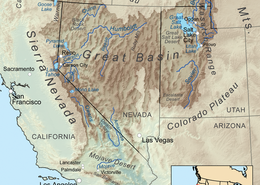 The Great Basin Tribes