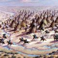 Plains Indians follow the Civil War 1964
