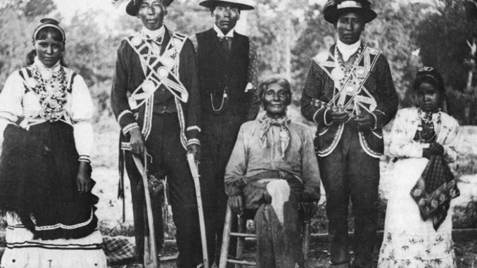 The Choctaw Indians