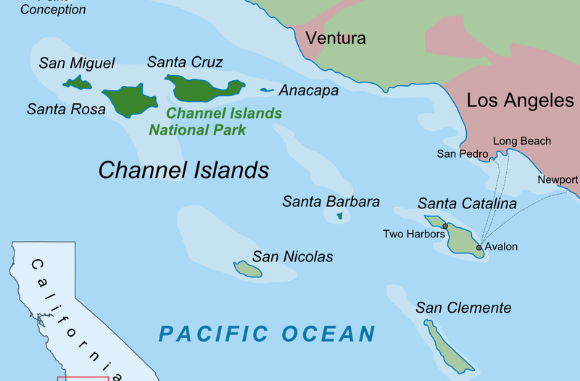 The Channel Islands in the Terminal Pleistocene