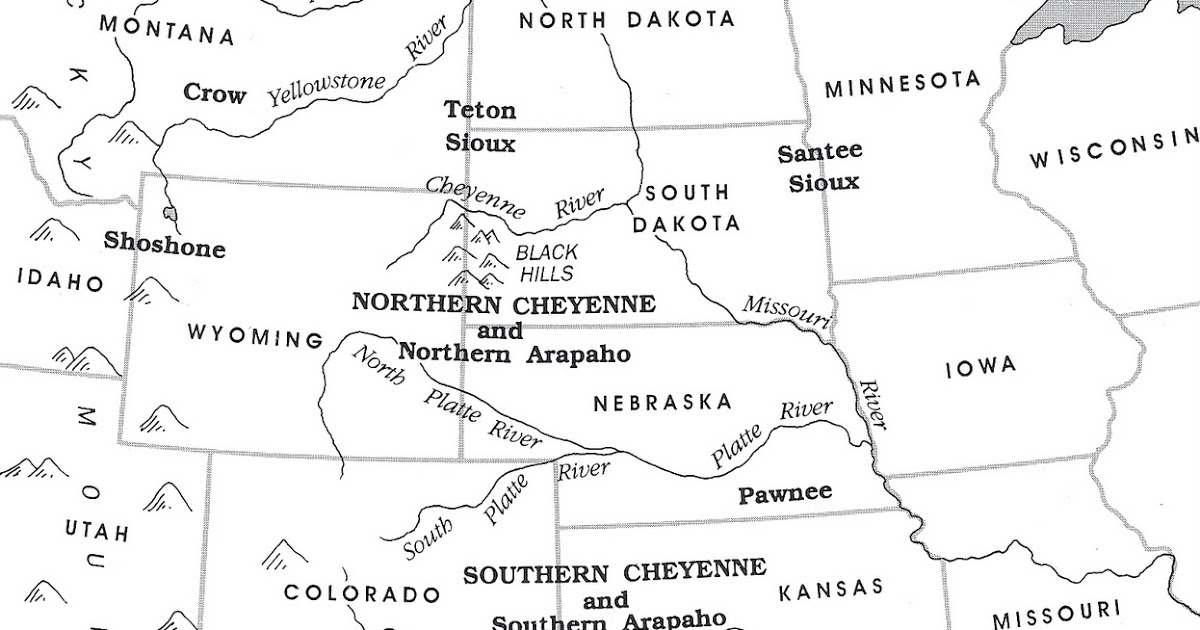 The Cheyenne Migrations