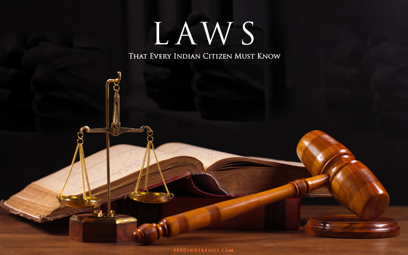 Laws About Indians